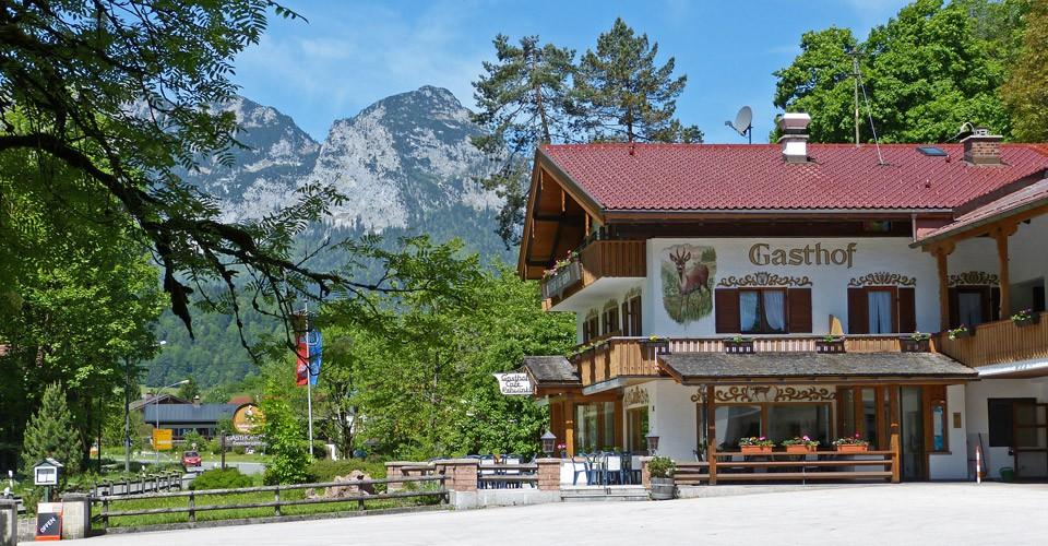 Gasthof Cafe Rehwinkl In Ramsau Bei Berchtesgaden